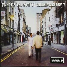 OASIS (What's The Story) Morning Glory? 2 * 180gm Vinyl LP REMASTERED NEW SEALED