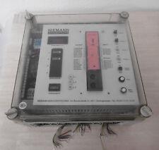 Niemann Schaltkasten für Kompressoren mit SPS Steuerung 38x38x18cm