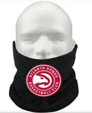 Atlanta Hawks Winter Basketball Gift Thermal Fleece Scarf Snood Neck Warmer