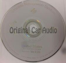 Acura Honda Satellite Navigation System GPS DVD Drive Disc BM515AO Ver. 4.D0