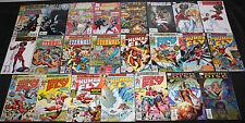Marvel/DC/Vertigo/Indy Silver-Modern RANDOM TITLES 268pc Comic Lot Grade FN-VF