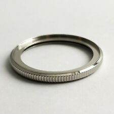 Coin edge Bezel for Seiko SKX 013, Polished, MOD part, 120 Click