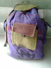 Canvas Small/ Up to 45L Unbranded Backpacks & Rucksacks