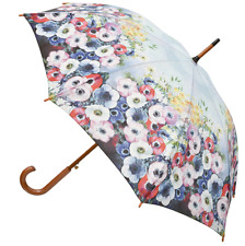 CLIFTON Umbrella - Odilon Redon Collection - ANEMONES - Auto Full Size