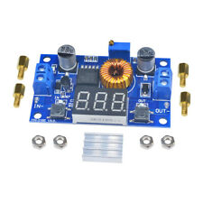 5A 75W DC DC Step down Converter Spannungswandler mit LED Voltmeter New
