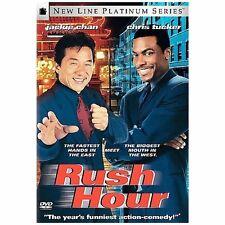 DVD - Comedy - Rush Hour - Jackie Chan - Chris Tucker - Brett Ratner