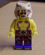 Lego Ninjago Figur Sleven ( gelb lila Sliven Slewen Schlangenkopf Snake ) Neu