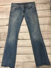 7 For All Mankind Women's Jeans Size 29 Boot Cut Medium Wash