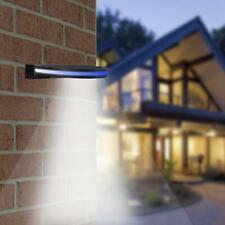 Outdoor 36LED Solar Power PIR Motion Sensor Wall Street Light Garden Lamp