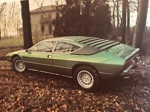 LAMBORGHINI - Jean Marc BOREL - Dalla 350 GTV alla LM001   RARO