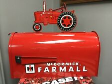 FARMALL M RURAL STYLE MAILBOX PART# RMB-M