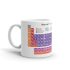 Tableau Périodique Science éléments Cadeau-Haute Qualité 10 oz (environ 283.49 g) Café Thé Tasse #8168