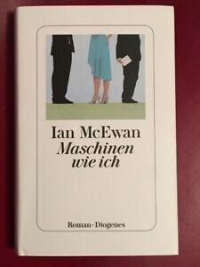 Maschinen wie ich - Ian McEwan (Geb., 2019)