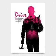 Unità alternative movie poster art print firmato NT MONDO