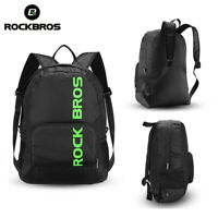 ROCKBROS Waterproof Foldable Hiking Camping Cycling Outdoor Sports Backpack Bag