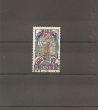 STAMP KOUANG TCHEOU 1908 N°33 CANCELLED USED SIGN BROWN CHINA CHINA ¤¤¤ VIETNAM