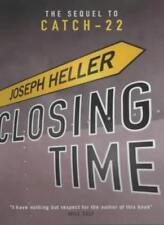 Closing Time,Joseph Heller- 9780743239806
