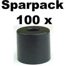 100 Gummifüße 38x33 Lautsprecherfüße Gummifuß Boxenfüße Gehäusefuß Boxenfuß Fuß