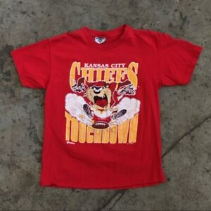 KC Chiefs Vintage Shirt Red Unisex Cotton Reprint S to 3XL Men Women TK4623
