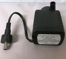 3v Solar Water Feature Solar Fountain Replacement Pump with Short Lead