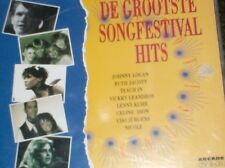 DE GROOTSTE SONGFESTIVAL HITS (2 CD - 1997) Best Eurovision Songcontest songs