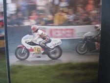 Photo Yamaha TZ500 1981 #61 Sadao Asami (JAP) RAM Races Raalte