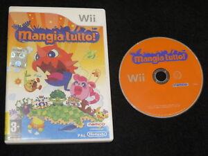 WII : MANGIA TUTTO ! -  ITA ! Compatibile con Wii U