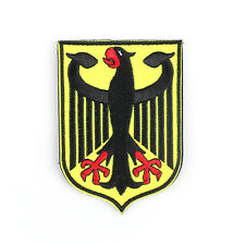 Germany Eagle Of German Flag Deutschland Country Tactical Morale Badge Patch Pp