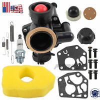 795477 498811 795469 794147 699660 Carburetor Carb Kit for Briggs & Stratton NEW