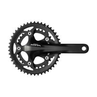Shimano Sora FC-3550 9 Speed Compact Chainset - 50/34T - 170mm - Inc Chainguard