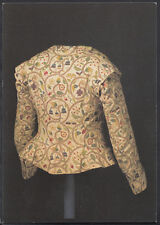 Glasgow Museum Postcard - Woman's Jacket, English c1600-1625 - B2581