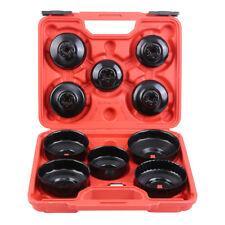 11 pcs Oil Filter Cap Wrench Oil Filter Socket Set Remover Installer Hand Tools