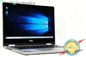 "(👍A) Dell Inspiron 13 5378 TouchScreen 13.3"" i7-7500U 8 GB RAM 256GB SSD 2in1"
