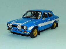 Greenlight Ford ESCORT Rs2000 MK 1974 Brian's Car Fast and Furious 19022 1/18