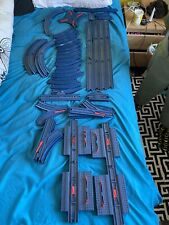 Tomy Trackmaster Track Large Bundle of Thomas & Friends Blue Track
