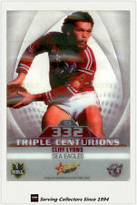 Cliff Lyons Select NRL & Rugby League Trading Cards
