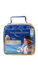 "The Sleep Styler Mini, 12 count 3"" Memory Foam Rollers - As Seen On Shark Tank"