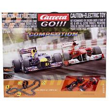 Carrera Go!!! Formula Competition Electric Motorsports Slot Car Race Set