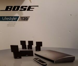Bose Lifestyle T20 complete in box.