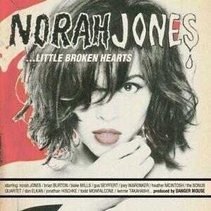 Norah Jones - Little Broken Hearts CD CAPP046SA