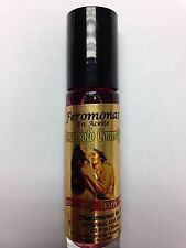 MISTIC / DP UNISEX PHEROMONE OIL 1/3 FL OZ SEX ONLY WITH ME (SEXO SOLO CONMIGO)