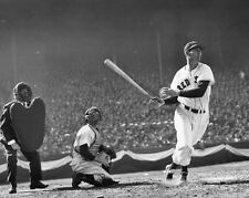 1947 Boston Red Sox TED WILLIAMS Glossy 8x10 Photo Opening Day Print Poster