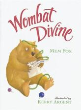Wombat Divine by Mem Fox (1996, Hardcover)