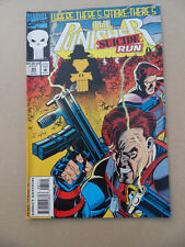Punisher (vol 2)  85 . Suicide Run Prequel . Marvel 1993 . VF