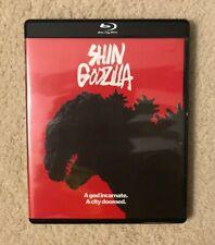 New ListingShin Godzilla Blu Ray / Dvd Combo (2017)