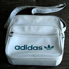 Adidas Tasche - Sir Bag Messenger Umhängetasche - Light Grey Grau - Original!