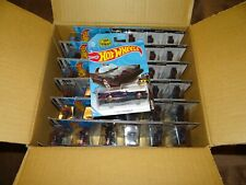 Lot 36 2019 Hot Wheels 1966 '66 TV SERIES BATMOBILE Classic Batman blue flames
