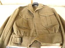 British battledress blouse jacket 1949 patt size 4