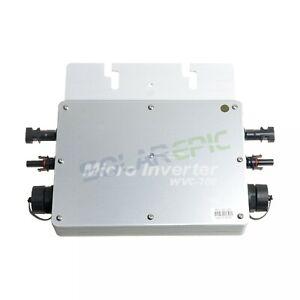 700W Waterproof Grid Tie Inverter DC24V to AC110/220V Pure Sine Wave Inverter CE