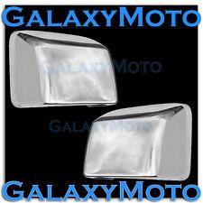04-08 Ford F150 Truck Triple Chrome Plated Mirror Cover 1xPair XL STX MC67402